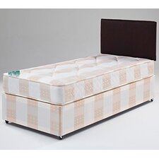 Langdale Deep Quilted Coil Sprung Medium Mattress