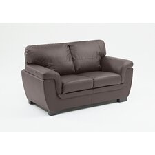 Katia Faux Leather 2 Seater Sofa