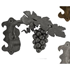 <strong>Menagerie</strong> Casa Artistica Grape Vine Curtain Holdbacks (Set of 2)
