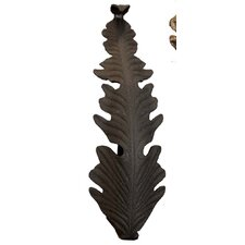 Casa Artistica Single Leaf Curtain Holdbacks (Set of 2)