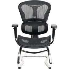 <strong>At The Office</strong> 6 Series High-Back Guest Office Chair