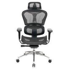 <strong>At The Office</strong> 6 Series High-Back Office Chair