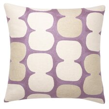 <strong>Judy Ross Textiles</strong> Tabla Wool Pillow