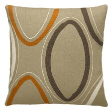 <strong>Judy Ross Textiles</strong> Ovals Pillow