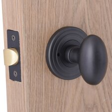 Egg Decorative Privacy Door Knob