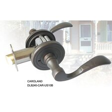 Caroland Decorative Interior Privacy Door Lever
