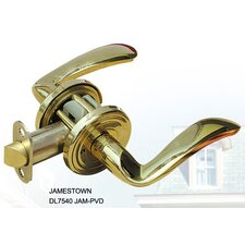Jamestown Decorative Privacy Lever