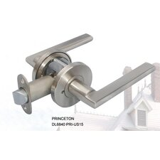 Princeton Decorative Privacy Interior Door Lever