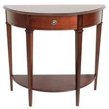 Winchester Demilune Console Table
