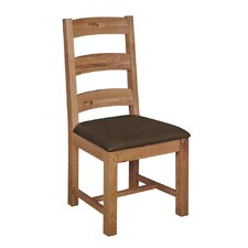 Newland Oak Dining Chair with Slat Back
