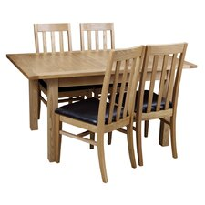Chesterfield 5 Piece Dining Set