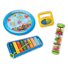 Little Hands Music Band Toy Instrument Set