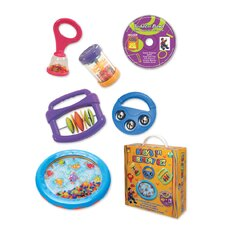 <strong>edushape</strong> Baby's 1st Birthday Toy Instrument Set