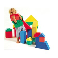 <strong>edushape</strong> Giant Blocks 32/pk 4-1/3 Thick