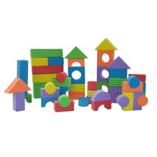 Textured Toy Blocks Set