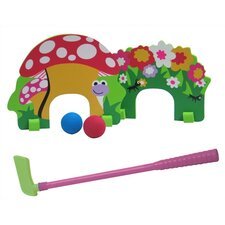 <strong>edushape</strong> Garden Party Mini Combo Golf Game Set