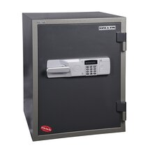 <strong>Hollon Safe</strong> 1 Hr Fireproof Electronic Lock Data / Media Safe