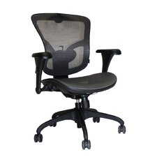 <strong>Absolute Office</strong> Mesh Arm Chair with Adjustable Armrest