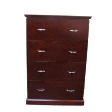 Devon 4-Drawer  File