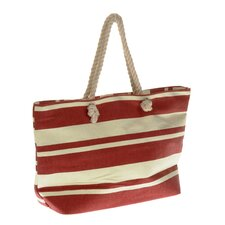 Tobs Soft Storage New England Tote Bag in Red