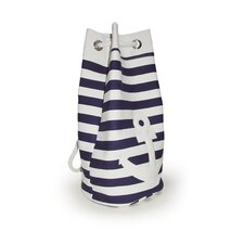 Tobs Soft Storage Small Anchor Bag in Blue