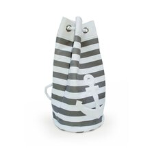 Tobs Soft Storage Small Anchor Bag in Grey