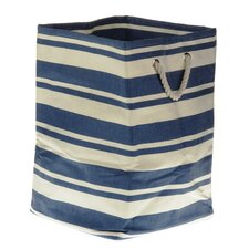 Tobs Soft Storage New England Tall Square Bag in Blue