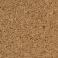 "Eldorado 12"" Engineered Cork Planks Flooring in Natural Sienna"