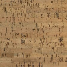 "<strong>Forest Valley Flooring</strong> Shoshone 12"" Engineered Cork Flooring in Natural"
