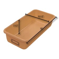 <strong>Shirley K's Storage Totes and Trays</strong> Narrow Storage Tray