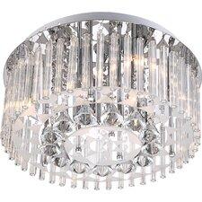 Bandu 6 Light Flush Ceiling Light