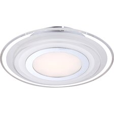 Amos 1 Light Flush Light
