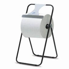 Industrial Roll Towel Dispenser, Floor Model