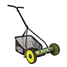 "16"" Reel Mower with Catcher"