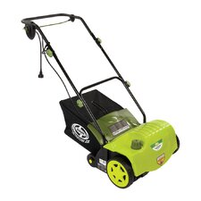 Aerator Joe Electric Dethatcher with Collection Bag