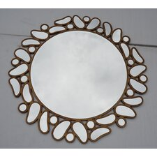 <strong>Winport Industries</strong> Round Drop Mirror