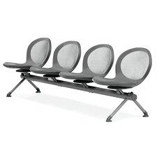 Net Series Four Chair Beam Seating