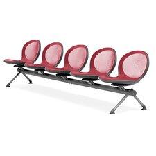 Net Series Five Chair Beam Seating
