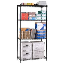 "72"" H 4 Shelf Shelving Unit Starter"