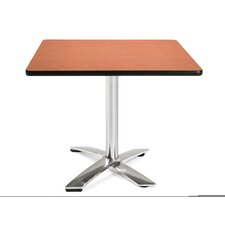 "Multi-use 29.5"" x 36"" Square Folding Table"
