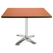 "Multi-use 26"" x 42"" Square Folding Table"