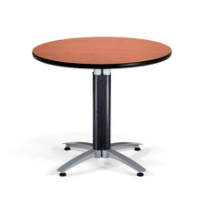 "<strong>OFM</strong> Multi-use 29.5"" x 36"" Round Table with Mesh Base"