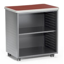 <strong>OFM</strong> 27.50'' x 20'' Mobility Utility Table with Shelf