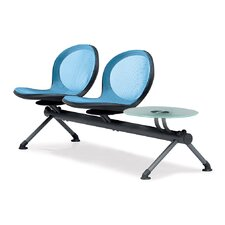 Net Series Seating Bench with Table