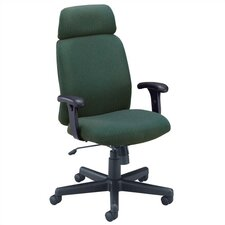 Conference High-Back Office Chair with Arms