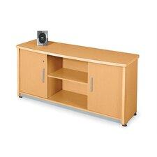 """Venice Executive Credenza 29.5"""" Bookcase"""