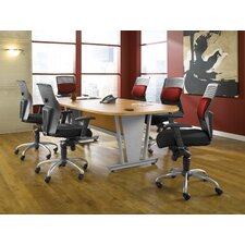 <strong>OFM</strong> Modular Conference Table with Optional Executive Chairs