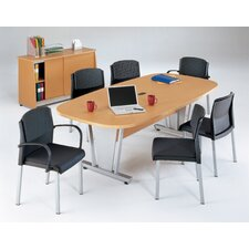 <strong>OFM</strong> Modular Conference Table with Optional Chairs
