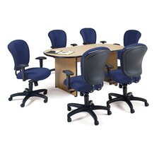 Conference Table with Optional Excutive Task Chairs