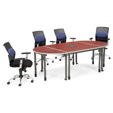 3.9' Conference Table Set